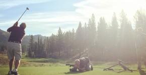 Tee time #tahoe