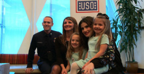 Guestbooker.com - Idina Menzel B-roll for USO Press Package